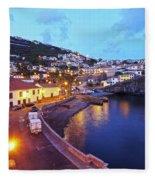 Camara De Lobos, Madeira Fleece Blanket