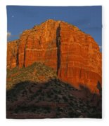 Courthouse Butte Fleece Blanket