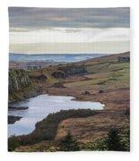 Crag Lough Fleece Blanket
