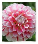 Dahlia Named Hawaii Fleece Blanket
