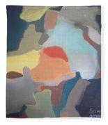 Deja Vu Fleece Blanket