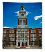 Denver's East High School Fleece Blanket