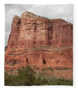 Desert View, Sedona, Arizona Fleece Blanket