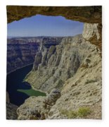 Devils Overlook Fleece Blanket