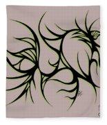Divine Havoc Fleece Blanket