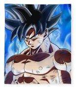 Dragon Ball Super - Goku Fleece Blanket