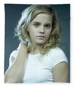 Emma Watson Fleece Blanket