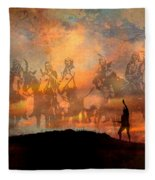 Forefathers Fleece Blanket