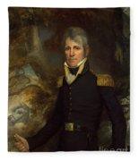 General Andrew Jackson Fleece Blanket