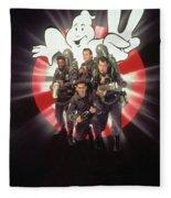 Ghostbusters II 1989  Fleece Blanket