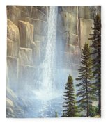 Great Falls Fleece Blanket