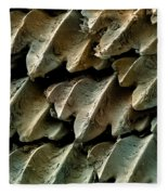 Great Hammerhead Shark Skin, Sem Fleece Blanket