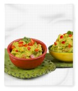 Guacamole. Fleece Blanket