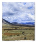 Guezelyurt - Turkey Fleece Blanket