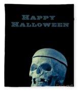 Happy Halloween Fleece Blanket
