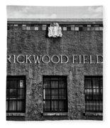 Historic Rickwood Field Fleece Blanket