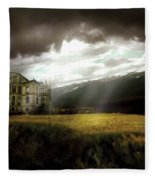 House Fleece Blanket