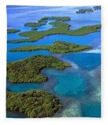 Island Fleece Blanket