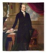 John Jay (1745-1829) Fleece Blanket