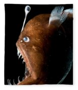 Johnsons Abyssal Seadevil Fleece Blanket