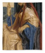 King Solomon Fleece Blanket