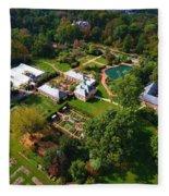 Kingwood Center Gardens Fleece Blanket