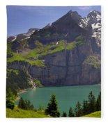 Lake Fleece Blanket