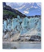 Lamplugh Glacier Fleece Blanket