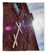 Lappeenranta Fortress Orthodox Church Fleece Blanket