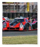 Ligier Js P3 Le Mans Prototype 3 Lmp3 Fleece Blanket