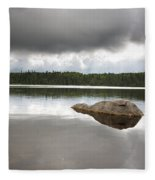 Lonesome Lake - White Mountains New Hampshire Usa Fleece Blanket