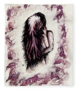Lovers Fleece Blanket