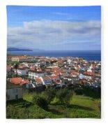 Maia - Azores Islands Fleece Blanket
