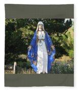 Mother Cabrini Shrine Fleece Blanket