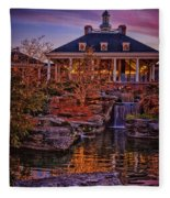 Opryland Hotel Fleece Blanket