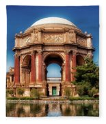 Palace Of Fine Arts Fleece Blanket