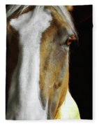 Palomino Fleece Blanket