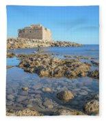 Paphos - Cyprus Fleece Blanket
