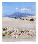 Patara Beach - Turkey Fleece Blanket