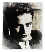 Paul Newman, Actor Fleece Blanket