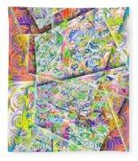 projekt kOSIARZ Fleece Blanket