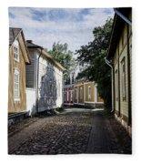 Rauma Old Town Fleece Blanket
