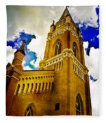 Reaching For The Heavens Fleece Blanket
