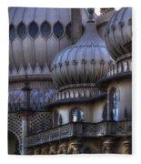 Royal Pavilion Brighton Fleece Blanket