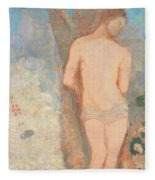 Saint Sebastian Fleece Blanket