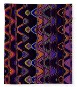 Sally's Shower Curtain Fleece Blanket