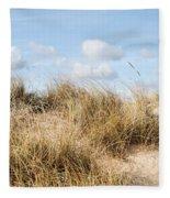 Sand Dune Fleece Blanket