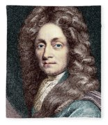 Sir Christopher Wren, Architect Fleece Blanket