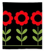 Spring Has Sprung Fleece Blanket
