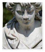 Statue Fleece Blanket